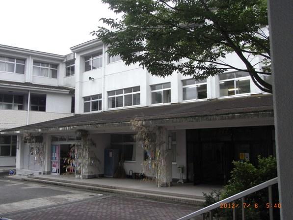 JCティーチャー in 上秋津中学校...